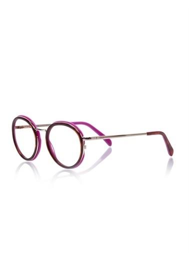 Emilio Pucci  Ep 0046 55Y Kadın Güneş Gözlüğü Pembe